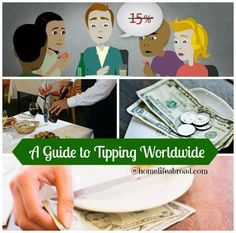 Going on a #trip? Better check the country's #tipping laws and customs! It's best to avoid any awkward or insulting situations beforehand. :)) http://www.homelifeabroad.com/travel-leisure/tippingaroundtheworld/  Do you have any tipping horror stories??