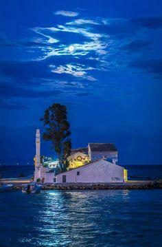 Kerkyra Corfou island, Greece - Φωτογραφία