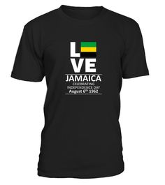 0b2ffcab6 Jamaican 55th Independence 2017 . Jamaican Independence Tshirt