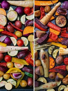 5 Tips for Perfect Oven-Roasted Vegetables Melon Recipes, Strawberry Recipes, Healthy Recipes, Healthy Food, Lobster Stew, Vegetarian Side Dishes, Tomato Chutney, Scallop Recipes, Chutney Recipes