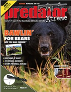 Get a FREE Subscription to Predator Xtreme Magazine! You can get lots of FREE Magazines from the links below: Free Magazine Subscriptions, Love Is Free, My Love, Popular Magazine, Free Magazines, Print Magazine, Black Bear, Predator, Free Stuff
