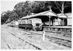 Warburton  station.