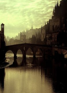 Verona, Italy--Romeo and Juliet--I would love, love, love to go