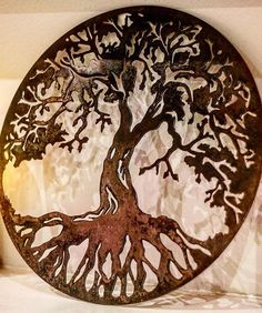 Metal Tree, Tree art, Metal wall art, Metal tree art, Family tree , Wall decor, Metal wall decor, Metal Family tree, rustic metal tree, tree