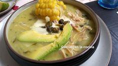 Gástalo en la cocina: AJIACO SANTAFEREÑO (COLOMBIANO)