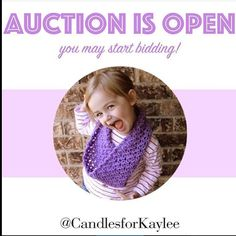 Head over to @candlesforkaylee to bid on some fabulous items donated by so many sweet makers. There are two hoops made by me - one that's not even available on Etsy yet.  Help support @kaymaboutique and her family during this tough time.