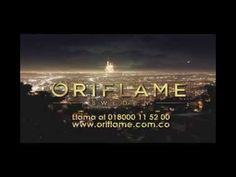 Spot Demi Moore Oriflame - YouTube