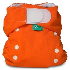 Cloth diapers- love the colours.