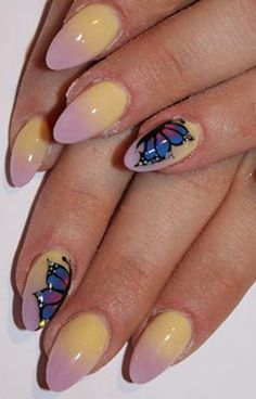 30 Summer Nail Ideas - Fashion Diva Design