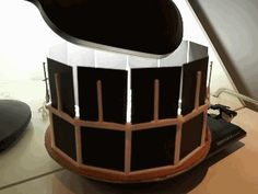 My 3D Printed Zoetrope in action  #3dprint #3dprinting #zoetrope #animation #walkcycle