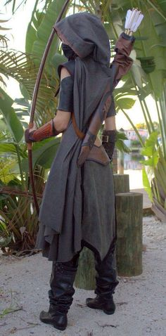 Ranger cloak