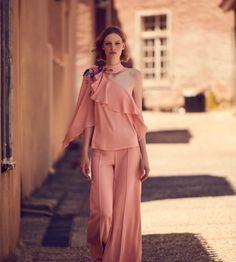 Get inspired and discover Costarellos trunkshow! Shop the latest Costarellos collection at Moda Operandi. Chiffon Ruffle, Chiffon Skirt, Sequin Dress, Lace Dress, Embellished Skirt, Tulip Dress, Tent Dress, Crepe Dress, Style Inspiration