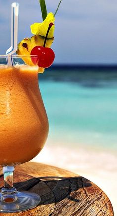Deliciousness on the beach