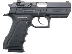 Baby Desert Eagle. This is an option for my bday too. So many to choose from. Thinking 9mm but a 45 would be nice too!