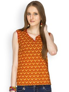 100% COTTON SLEEVELESS RED PRINTED BODY WITH RED SOLID CORD PIPING - See more at: http://www.namakh.com/FUSION-TOP/RED-PRINTED-TOP-id-1172049.html#sthash.7CqXU2VD.dpuf