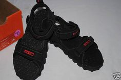 Guys And Sandals: Many different mens Nike sandals models from the 90's and the…