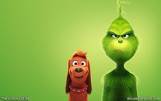 The Grinch and Max O Grinch, The Grinch Movie, Grinch Who Stole Christmas, Grinch Party, Christmas Background Desktop, Christmas Wallpaper Hd, Christmas Quotes, Christmas Pictures, Animated Grinch