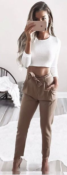 Idée et inspiration look d'été tendance 2017   Image   Description   cute casual style addiction