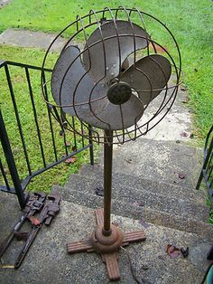 Antique Art Deco General Electric GE Floor Fan Pedestal 3 Speed Oscillates tools                                                                                                                                                                                                                                                                                  Have one to sell? Sell it yourself         Antique Art Deco General Electric GE Floor Fan Pedestal 3 Speed Oscillates tools
