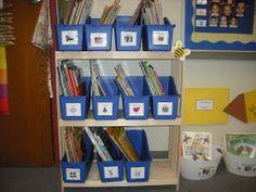 Sprinkles to Kindergarten!: My Classroom Library
