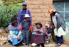 A 116 ans la doyenne de l'humanité obtient enfin sa première retraite #Pérou