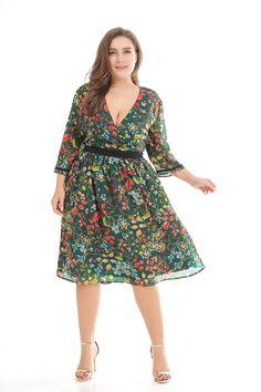 c9f9ca6efe 93 Best Plus Size Dresses images in 2018 | Plus size dresses, Plus ...