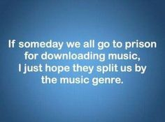 The great importance of the music genres...