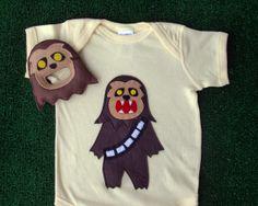 Star Wars Baby Chewbaboo