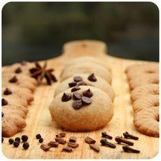 Cookies de Masala Chai | Vídeos e Receitas de Sobremesas