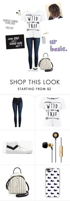 """Terra Benet ([TT]) ((Human)) outfit"" by donut-boi on Polyvore featuring Madewell, DKNY, Casetify and Rock 'N Rose"