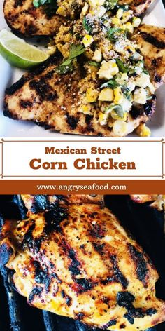 Mexican Street Corn Chicken