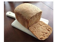 Use Your Bread Machine to Make Spelt Bread