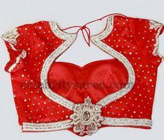 Dhupian Silk Designer Blouses