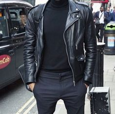 Look At These Men's Jackets. Find out some good men's fashion. With so much style for men available currently, it can be a overwhelming encounter. Cargo Jacket Mens, Men's Leather Jacket, Leather Men, Bomber Jacket, Leather Jackets, Urban Fashion, Look Fashion, Swag Fashion, Winter Wardrobe Essentials