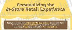 Personnalisation de l'expérience client en magasin : 46, 75 – Les chiffres de Connected Store