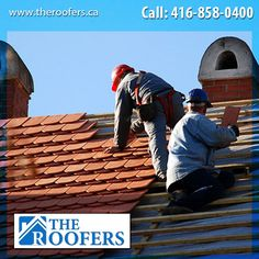 Looking for company to re-roof your home? The Roofers is a residential and commercial roofing company. Visit to our website:http://www.theroofers.ca/ or  Call us on 416.858.0400