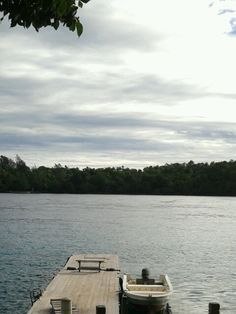 Iboih inn, Sabang, Aceh.This was taken right in front of the resto!
