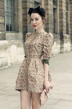 Fashion Thrill: Style inspiration: Ulyana Sergeenko