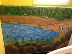 This mural was created for a daycare in St.Albert, thanks for looking!  Check out my page on facebook at Caught Your Eye Murals Wall Murals, Eye, Facebook, Canvas, Create, Check, Projects, Painting, Design