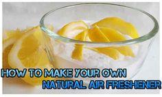 How To Make Your Own Natural Air Freshener - practicalhomesteadingideas.com