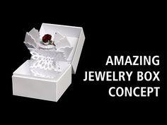 HIGHCON Pop up Jewelry box concept - YouTube