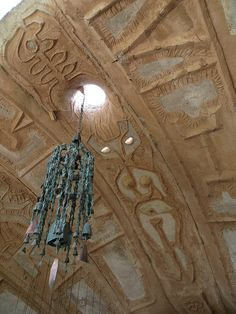 Cosanti, The Gallery, Studio & Residence of Italian Architect Paolo Soleri by Blazenhoff, via Flickr