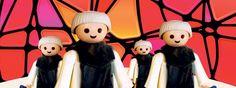 Van opgraving tot zaligverklaring, abt Idesbald in Playmobil