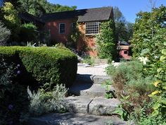 Hollister House Garden Study Weekend will explore the nature and design of living landscapes on September 12 and 13