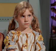"""Pamelyn Ferdin- seems like she was in everything....here she is on Star Trek, """"And the Children Shall Lead"""""""