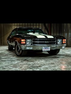 Cool Muscle Car