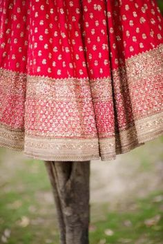 Bright Pink Outfits Wedding Ideas