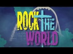Enter our Rock the World giveaway - Holiday World