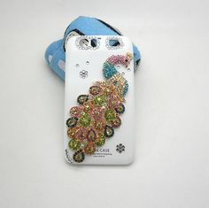 Handmade+hard+case+for+DROID+RAZR+XT917+Bling+by+CheersCases,+$24.99