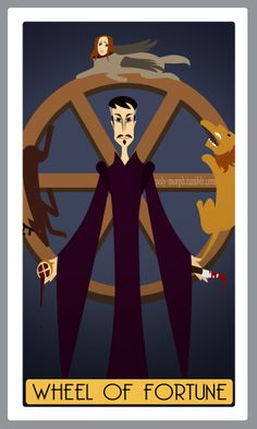 Game of Thrones tarot cards - Petyr Baelish